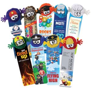 Mop Head Bookmarks