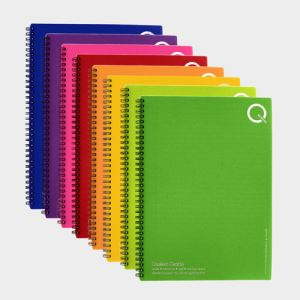 Polypropylene Wire Notebooks