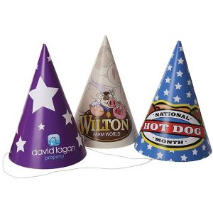 Conical Party Hats