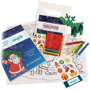 Christmas Childrens Activity pack
